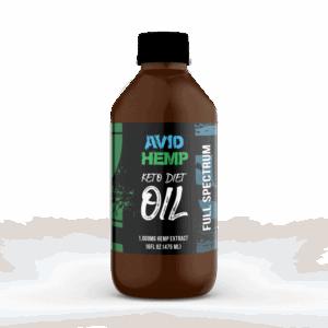 CBD Keto Oil