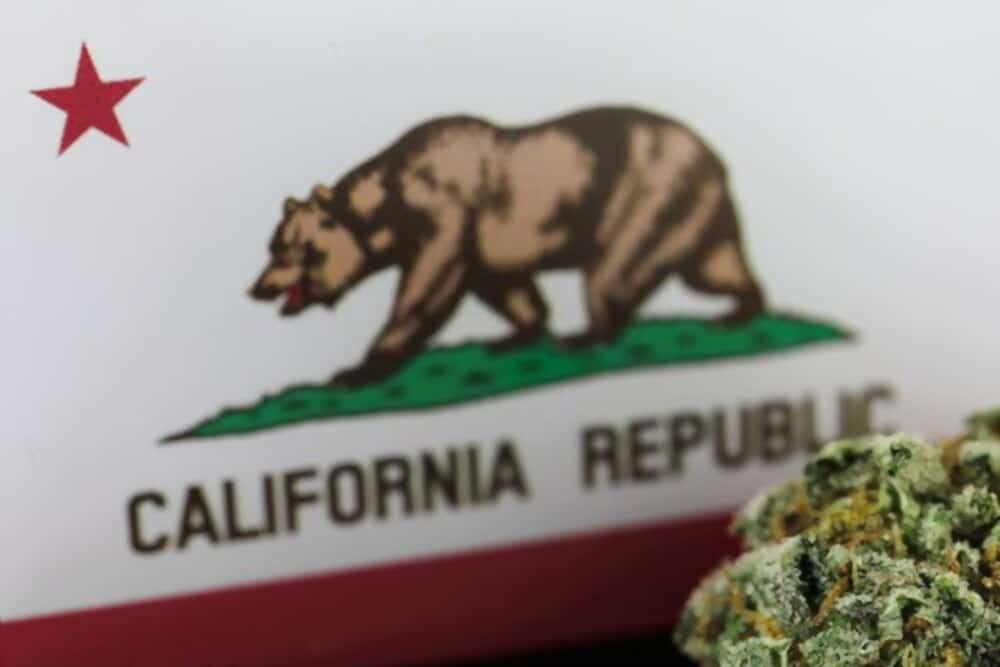 cbd oil in california